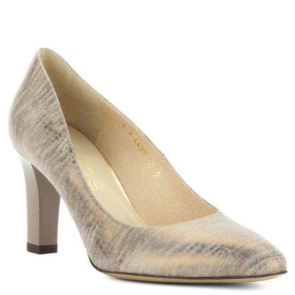Bőrből készült gyönyörű Anis cipő 7,5 cm magas sarokkal.