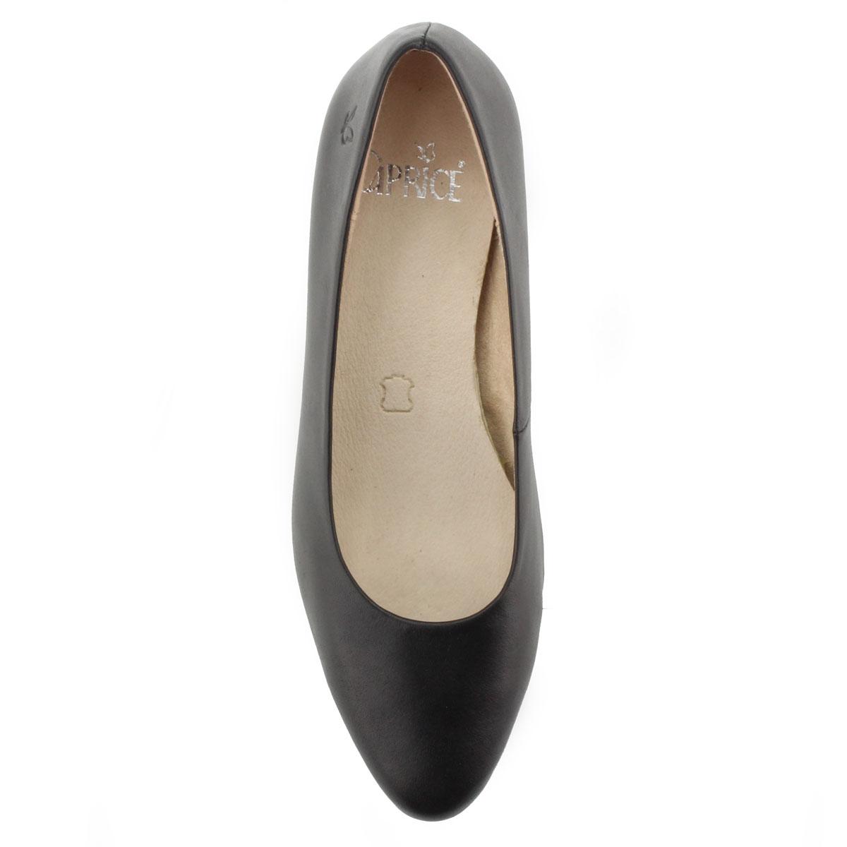 Caprice fekete bőr cipő - ChiX Női Cipő Webáruház 1b70a5bc5d