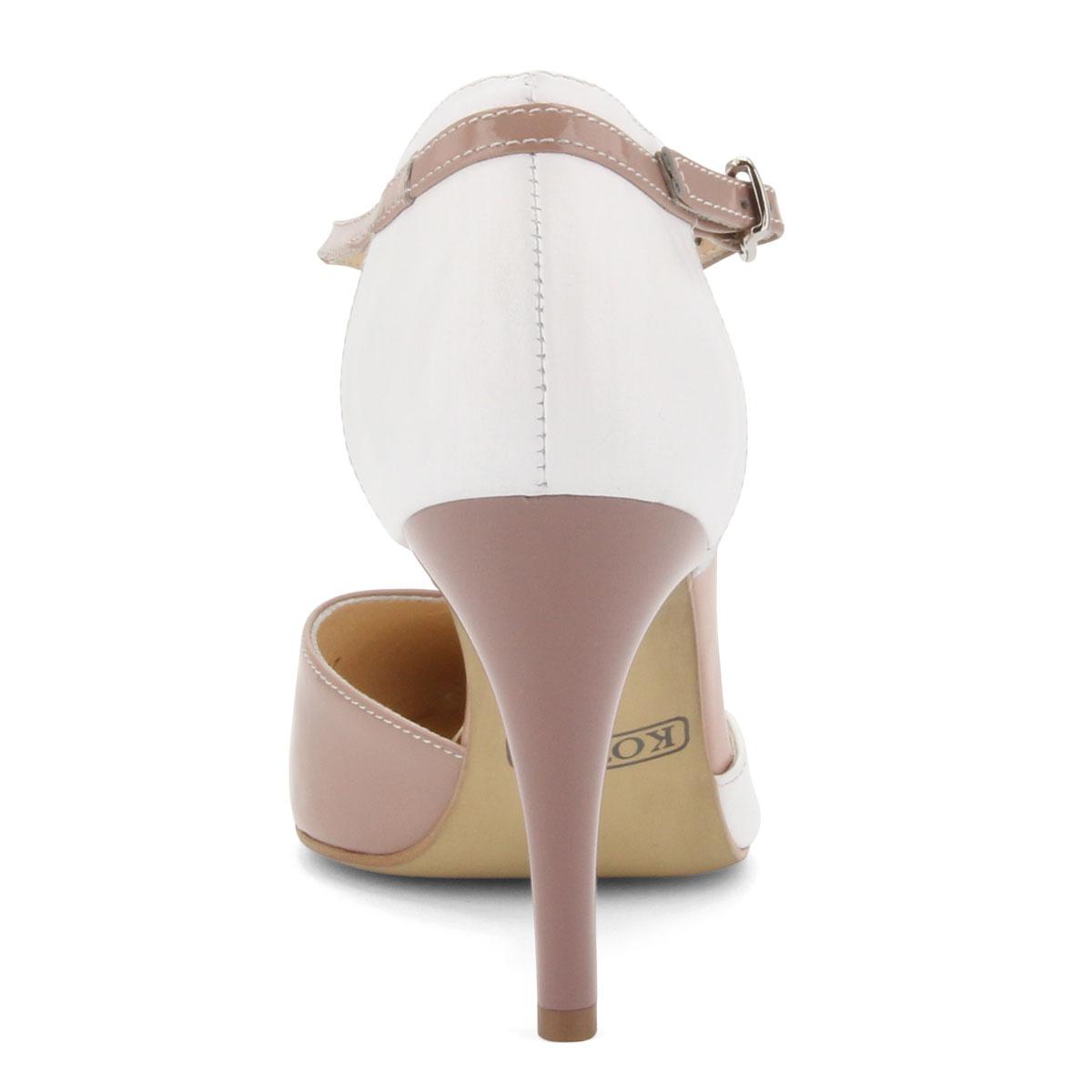 Kotyl bokapántos női bőr szandálcipő ChiX Női Cipő Webáruház