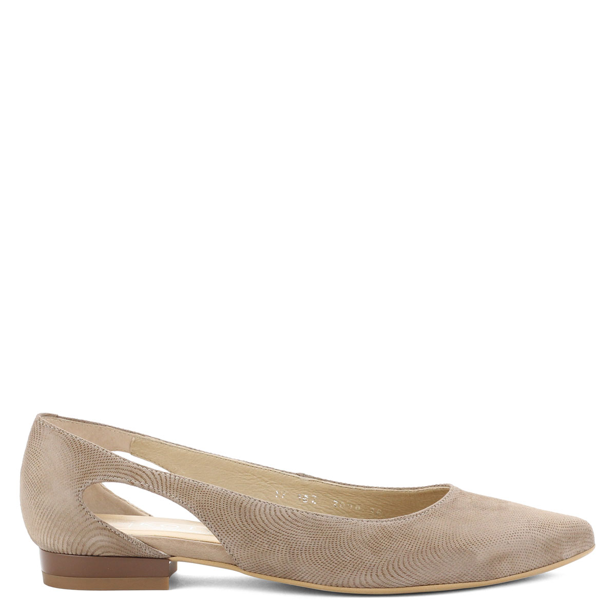 Lapos Kotyl női bőr cipő