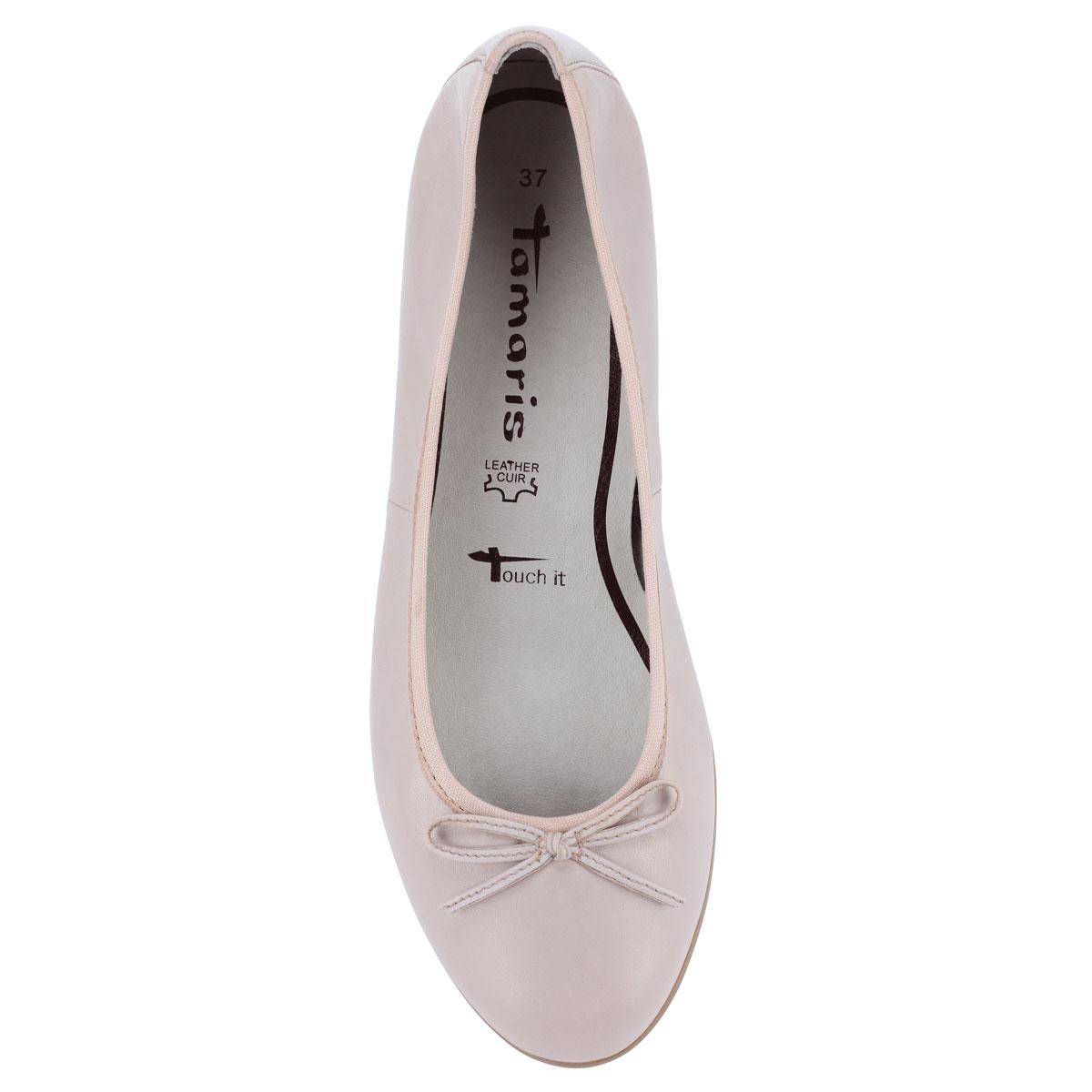 Rózsaszín balerina cipő