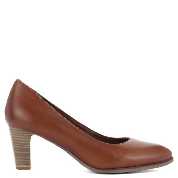 Nagyon kényelmes, klasszikus fazonú Tamaris cipő. Sarka 6,5 cm magas Antishokk sarok
