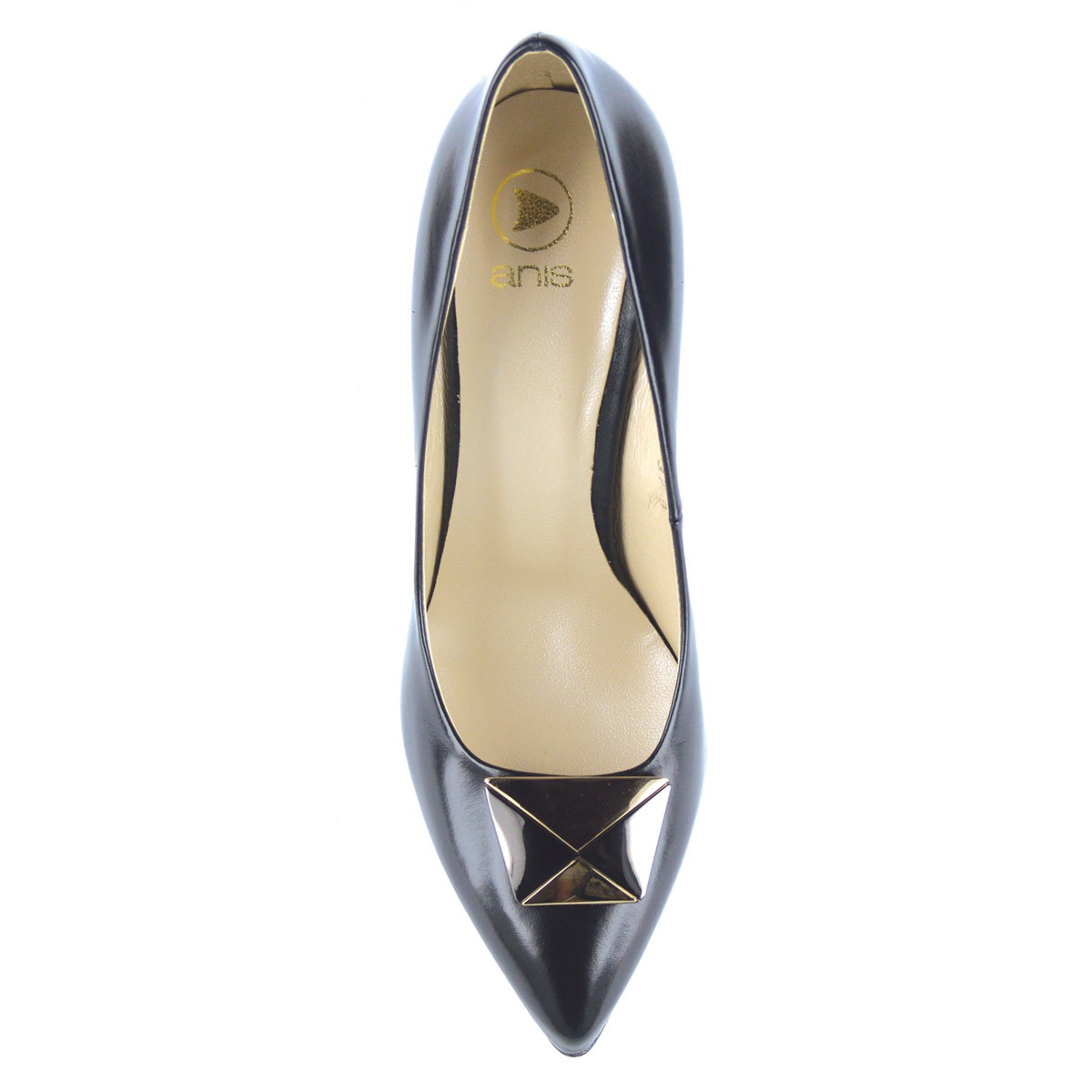 ... Gyönyörű magas sarkú Anis alkalmi cipő kb 9 cm magas sarokkal d21335da01