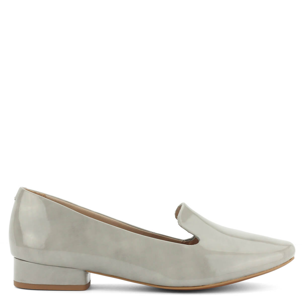 Be Natural elegáns női cipő. Prémium minőségű kis sarkú szürke női ... 06020f48ef