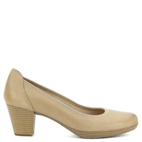 5,5 cm magas Antishokk sarokkal készült Marco Tozzi cipő