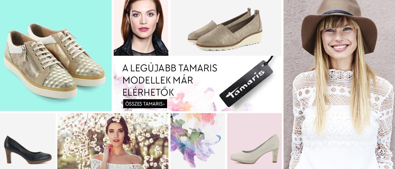 ChiX Cipő webáruház - Tamaris új kollekció 2017