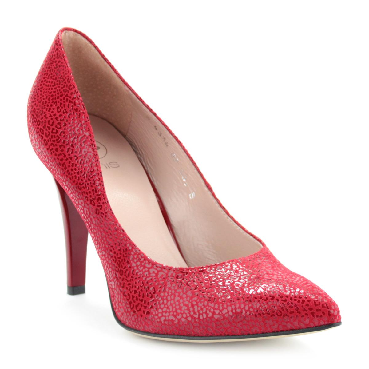 ... Anis alkalmi cipő piros színben 9 cm magas sarokkal 59229cfd8b