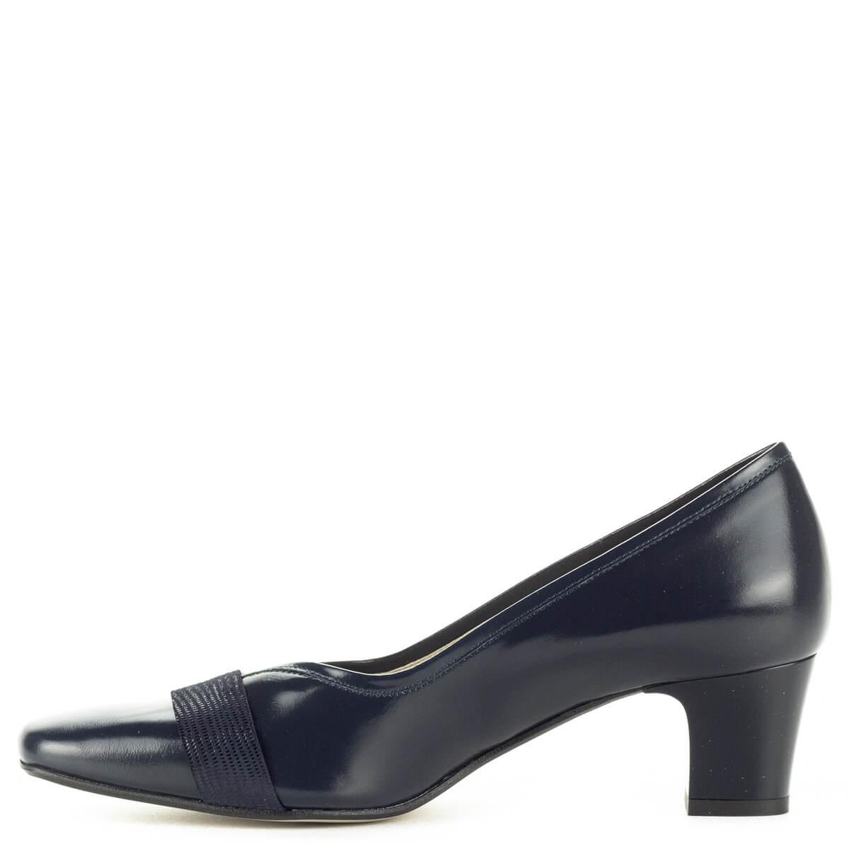 ... Anis kis sarkú kék női bőr cipő kívül-belül bőrből e194b7ad61