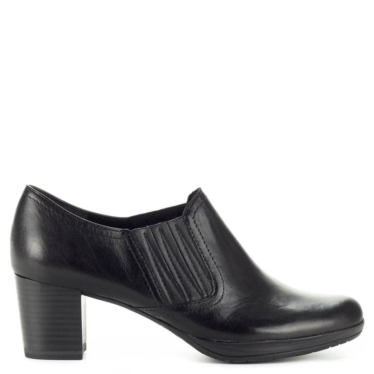 9f07a5702b Marco Tozzi zárt magassarkú cipő 5,5 cm magas AntiShokk sarokkal, vastag  platformos talppal ...