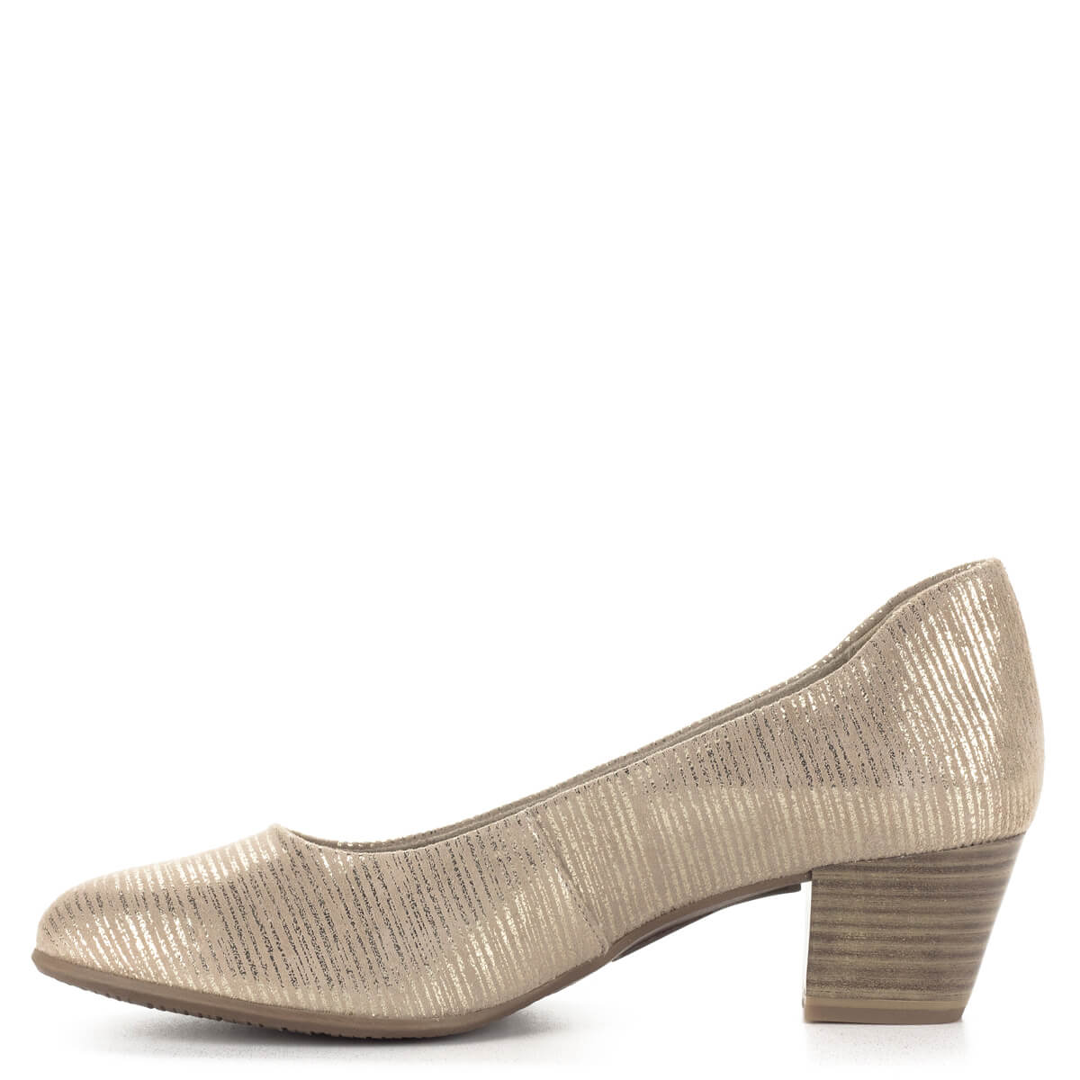 ... Tamaris cipő bézs-arany színben 4 f9fabe0abf