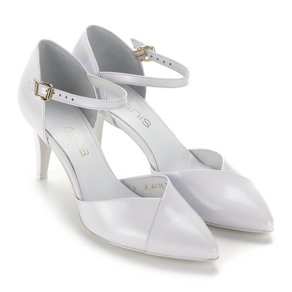 876818f2dc9f Esküvői cipő - Magas sarkú fehér cipők, menyasszonyi cipők