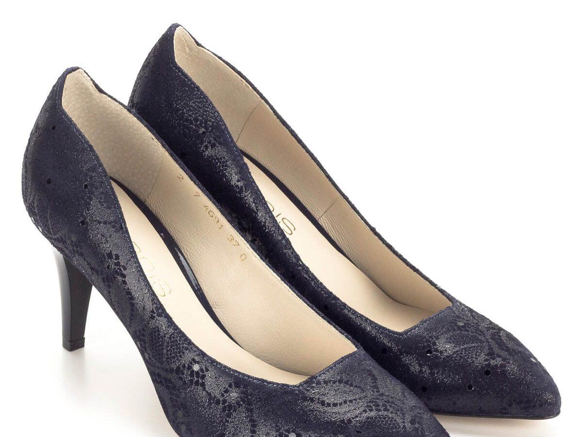 Anis kék alkalmi cipő ChiX Női Cipő Webáruház