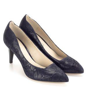 c8c35520bb kék magassarkú termékek online - Márkás cipők webáruház