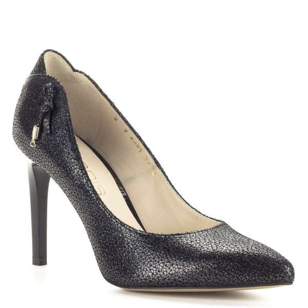 Fekete Anis alkalmi cipő