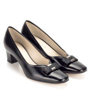 Fekete Anis női félcipő