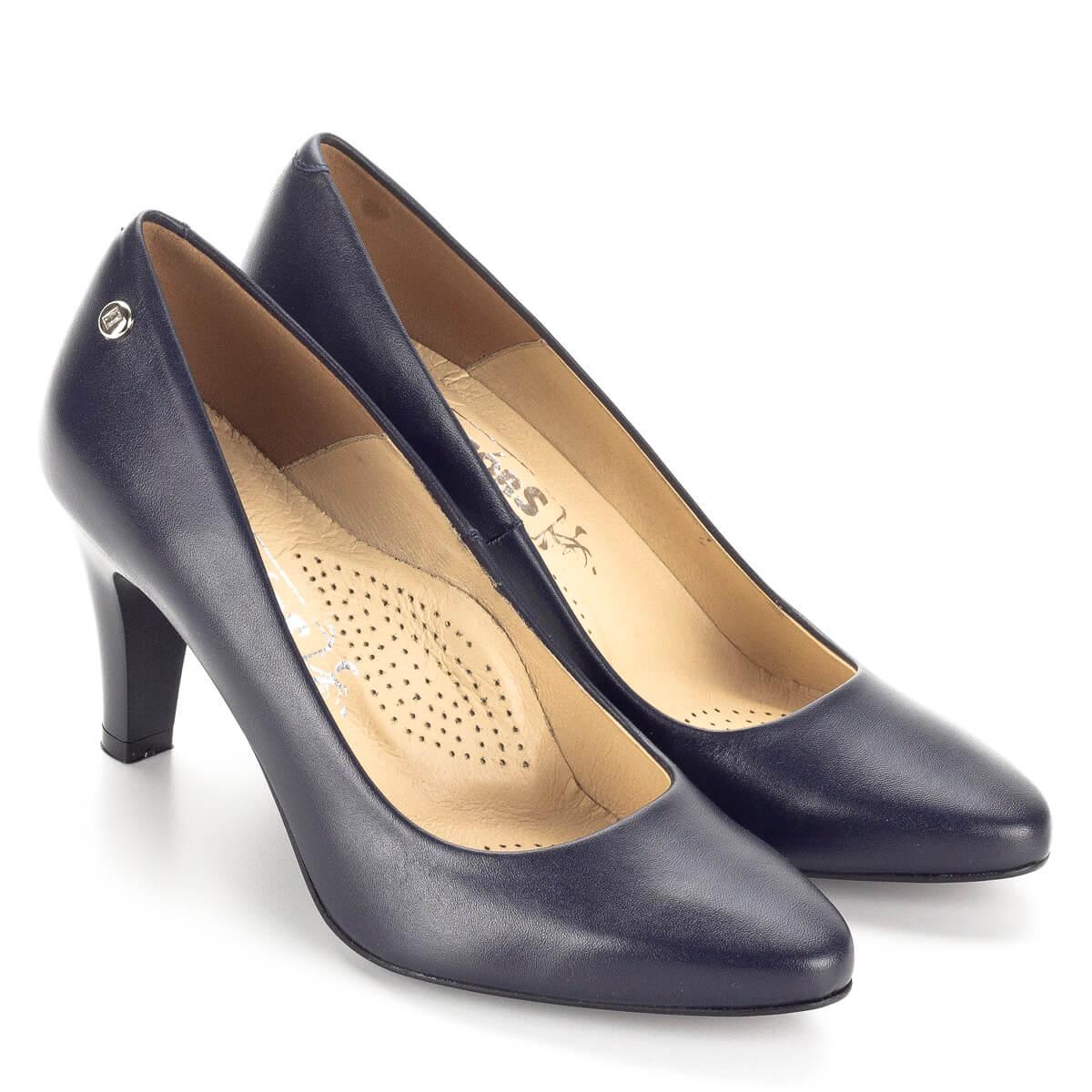 Kék Stragórs magassarkú cipő - Alkalmi cipő - Magassarkú - Körömcipő 2f19eb6107
