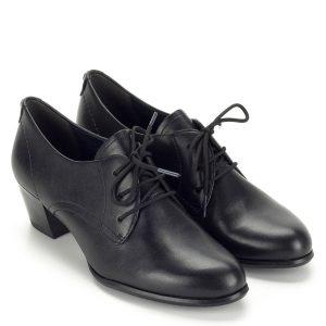 Tamaris fűzős zárt női cipő puha talpbéléssel b017822986