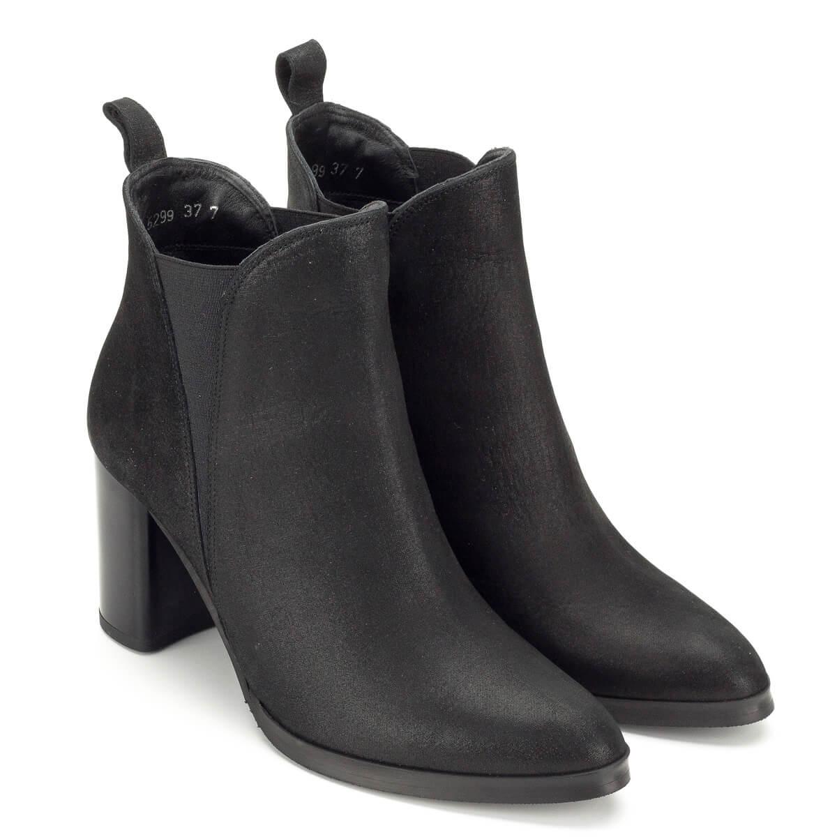 Anis bokacsizma fekete színben - Anis bokacsizmák - Női bokacsizmák 2441bdd49d