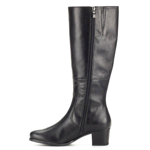 Elegáns fekete Caprice csizma - Női csizmák - Caprice - Caprice 9-25519-21 022