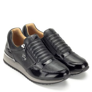 Fekete sportos Caprice női cipő - Caprice cipők - Utcai cipők - Caprice  9-24605 3459a712fe