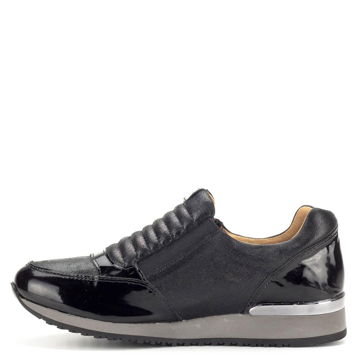 e459962b25b2 ... Fekete sportos Caprice női cipő - Caprice cipők - Utcai cipők - Caprice  9-24605