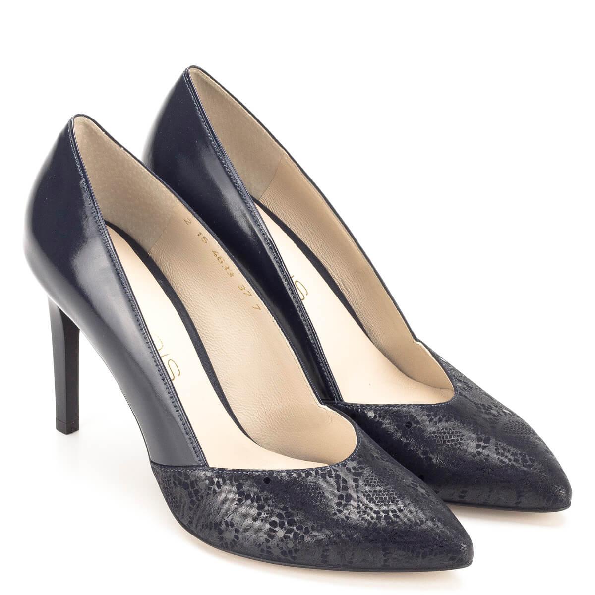 3eacc3a93f kék magassarkú termékek online - Márkás cipők webáruház