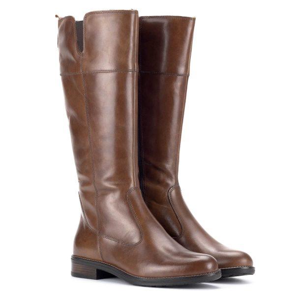 Tamaris lovaglócsizma barna színben - Csizmák - Tamaris csizmák - Tamaris 1-25542-21 455