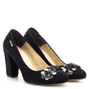 b8a9a6a8a1 Korda bőr magassarkú - Őszi cipő - Magassarkú - Alkalmi cipő