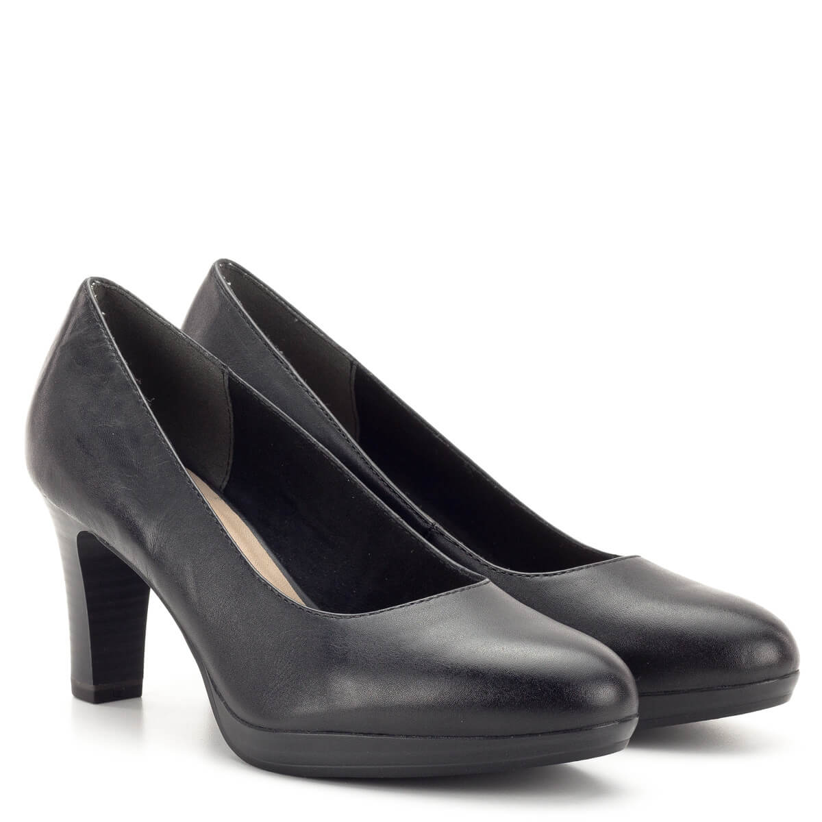 e092b3552c6a Tamaris cipő 7,5 cm magas sarokkal. A klasszikus Tamaris pumps szinte  minden alkalomra ...
