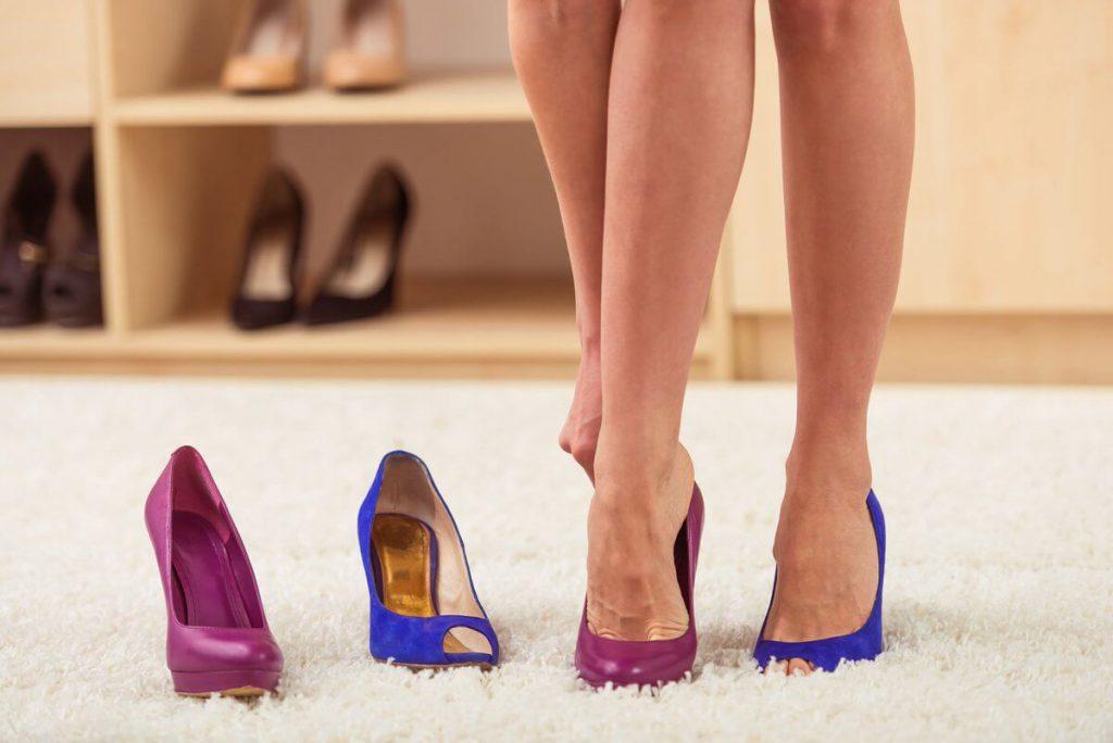 Tippek cipőpróbáláshoz