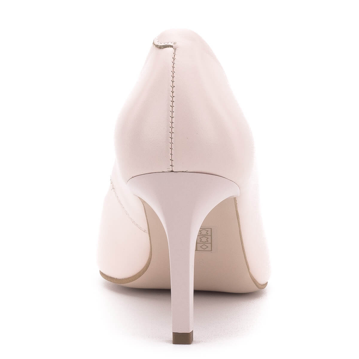 Carla Ricci cipő - Rózsaszín magassarkú női alkalmi cipő masni dísszel 0ab6739cb7