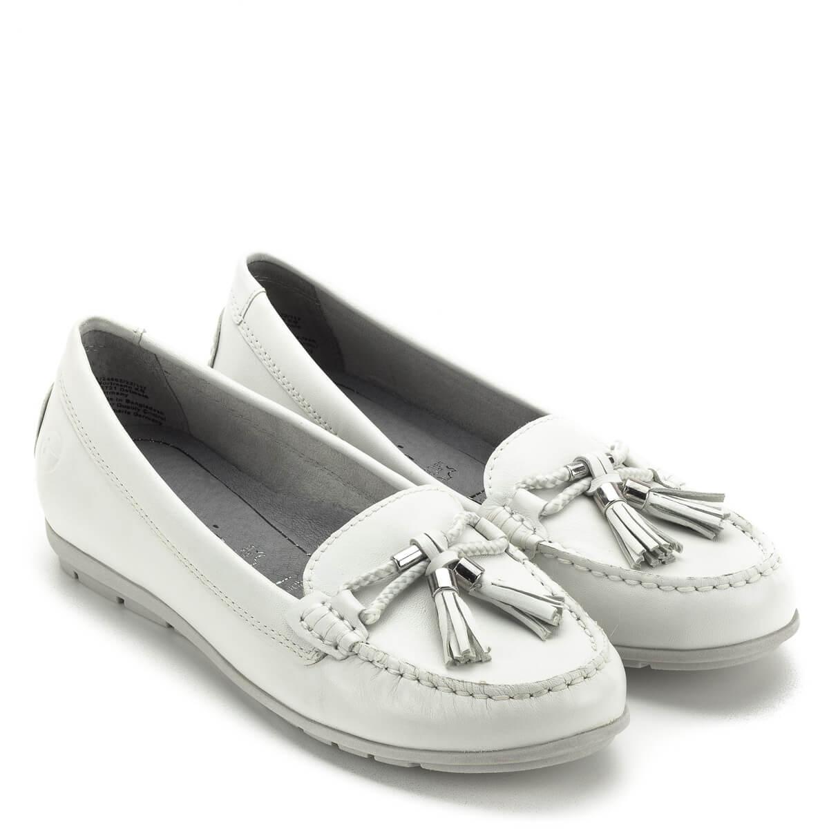 Lapos cipő - Lapos női bőr cipők 98ce16b03b