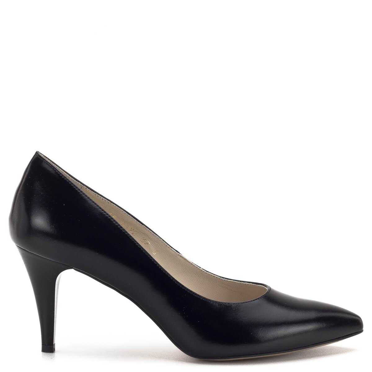 Női Cipő Hegyes Orrú Magassarkú Alkalmi Cipők Magas Sarok