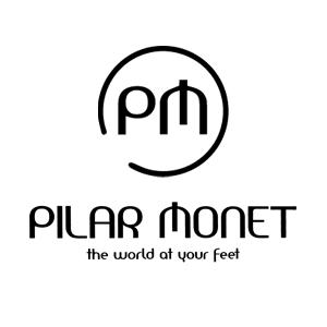 Pilar Monet női cipők