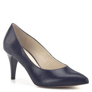 Anis alkalmi cipő kék színben