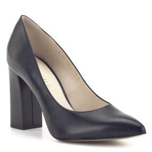 Anis magassarkú női cipő