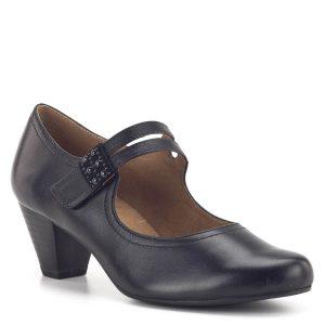 Pántos magassarkú Caprice női cipő