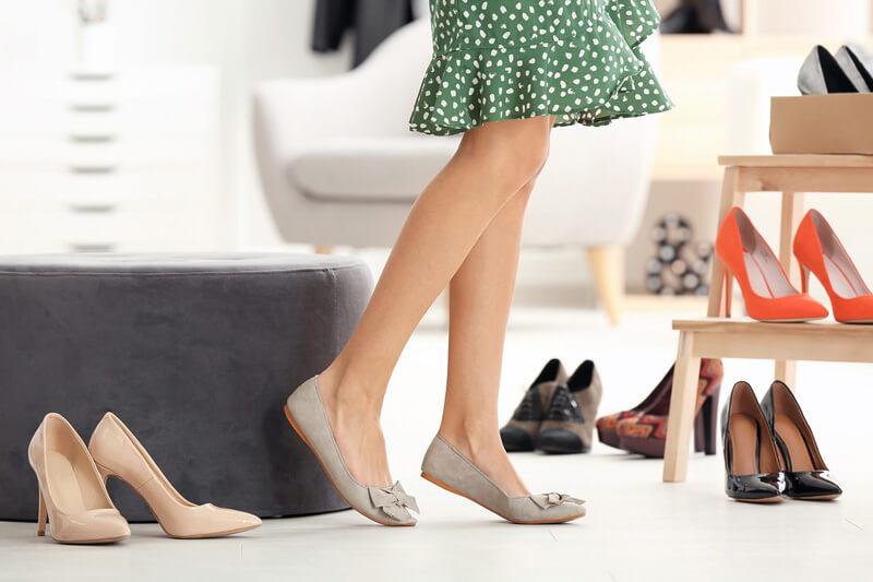 Az univerzális balerina cipő