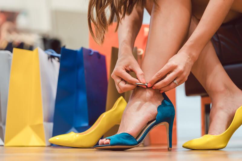 Szerelemcipő, melyet nem hagyhatunk ott a cipőboltban