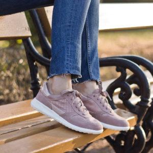 Tamaris utcai sportcipő pillekönnyű talppal - Tamaris 1-23625-24 987 10