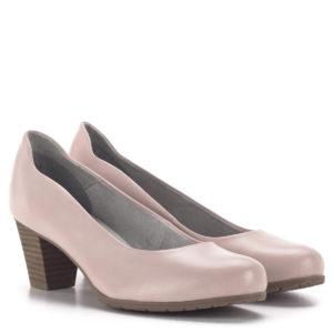 Rózsaszín Jana női cipő H szélességű talppal - Jana 8-22404-24 521 1