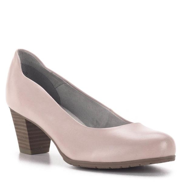 Rózsaszín Jana női cipő H szélességű talppal - Jana 8-22404-24 521 2