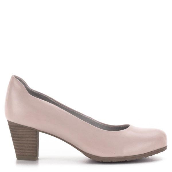 Rózsaszín Jana női cipő H szélességű talppal - Jana 8-22404-24 521 3