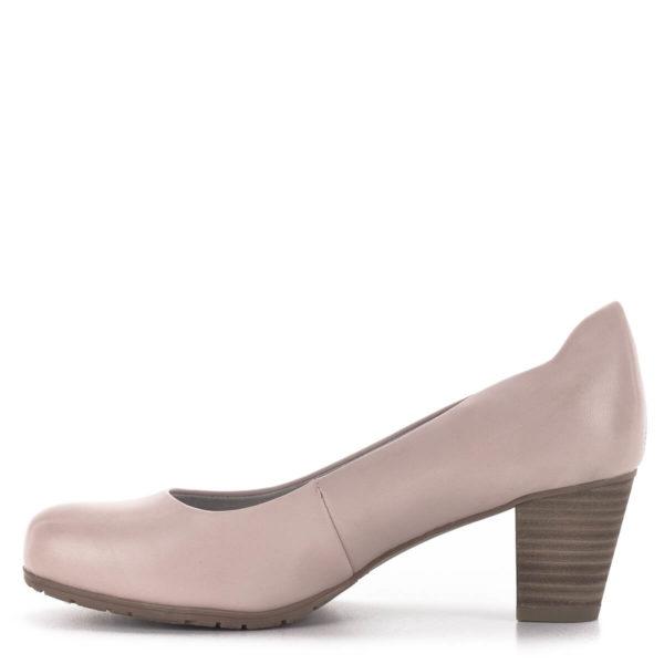 Rózsaszín Jana női cipő H szélességű talppal - Jana 8-22404-24 521 4