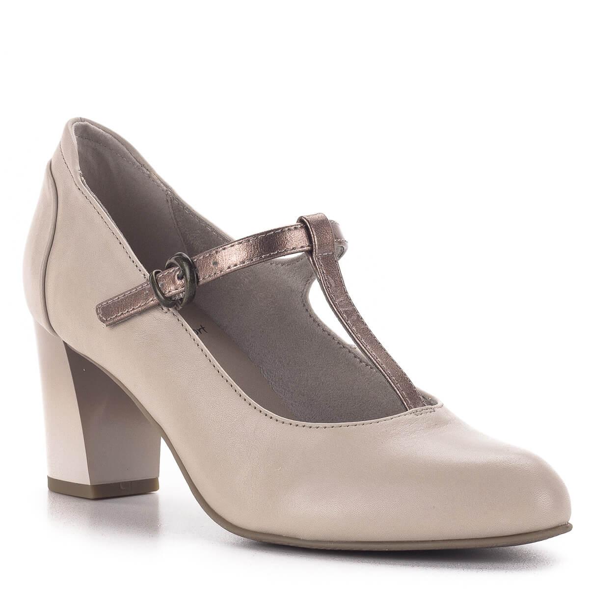 Pántos Jana magassarkú cipő