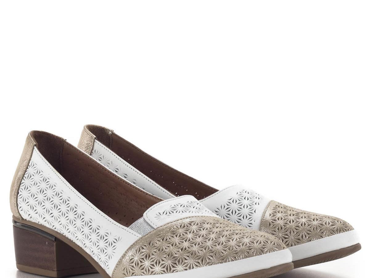 Alacsony sarkú Jana cipő