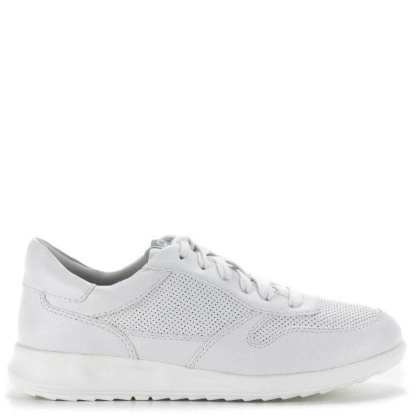 Tamaris fűzős sportcipő fehér színben - Tamaris 1-23625-24 100 3