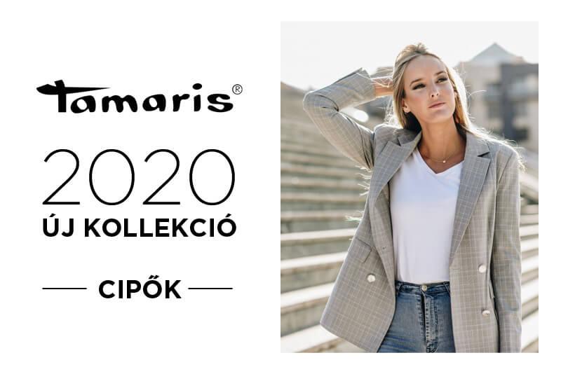 Tamaris 2020 új kollekció - Cipők