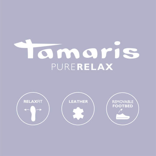 Tamaris Pure Relax cipők