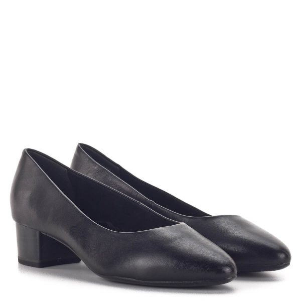 Kis sarkú alkalmi cipő AntiShokk sarokkal, Tamaris - 1-22300-24 001 1